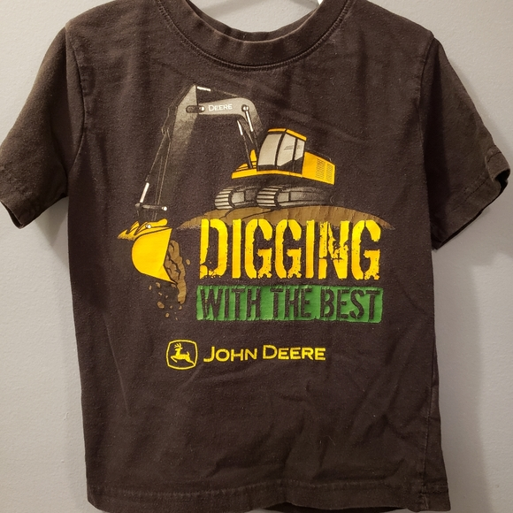 John Deere Other - Size 4 boys John Deere top